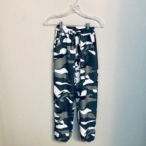 SOLD — Camo Joggers